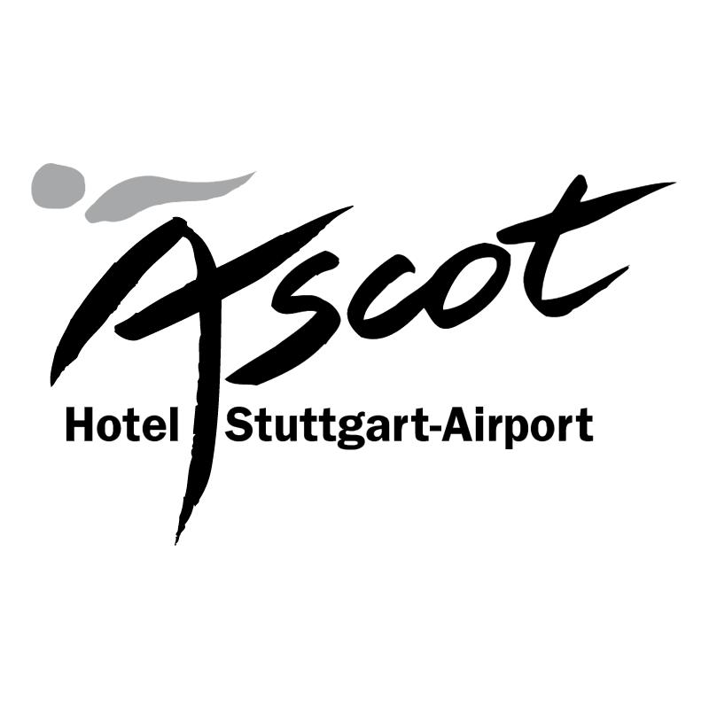 Ascot Hotel vector