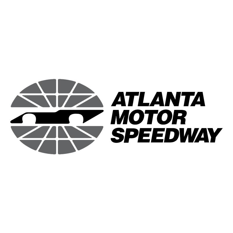 Atlanta Motor Speedway vector