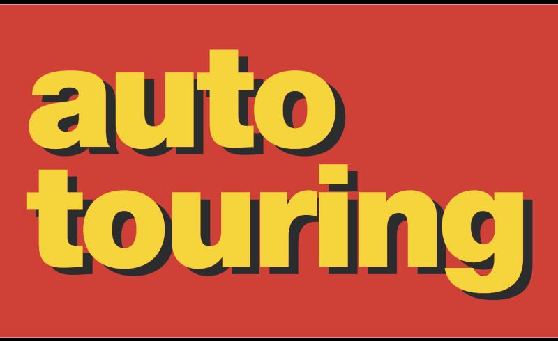 AUTO TOURING vector