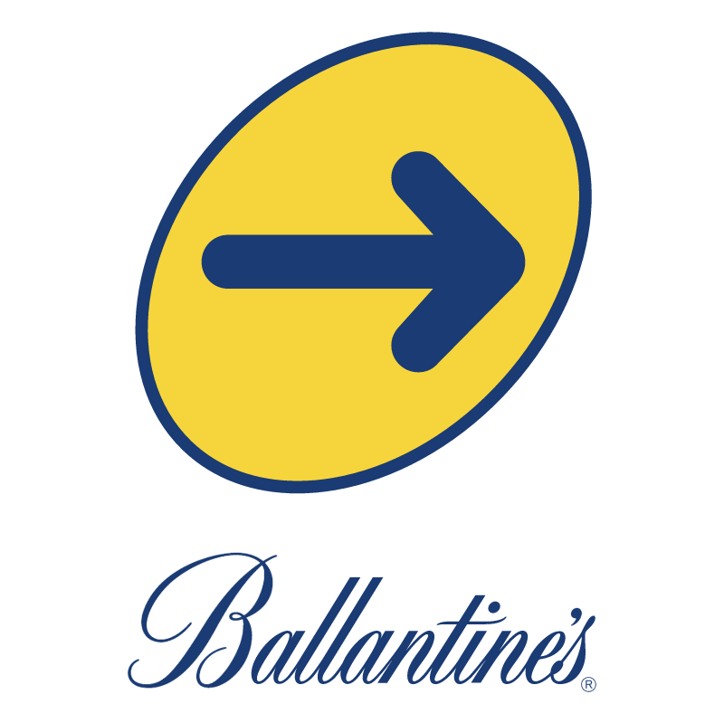 Ballantine's 77708 vector