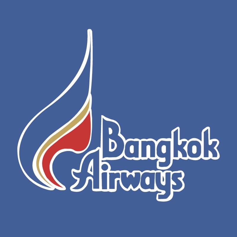 Bangkok Airways 38295 vector
