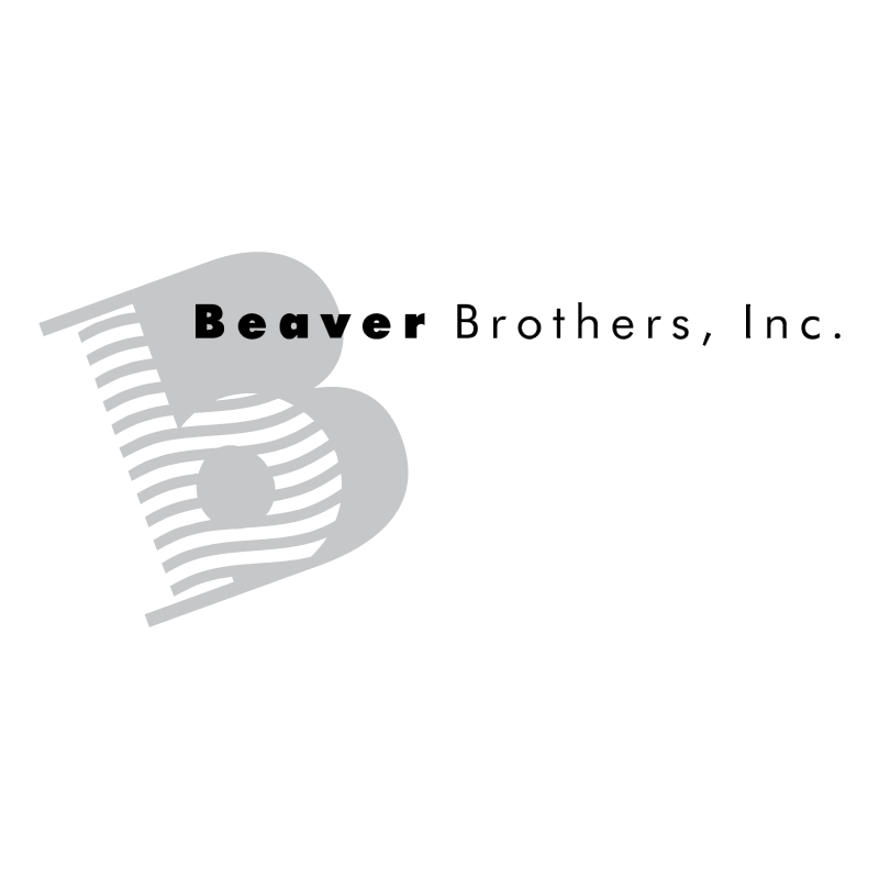 Beaver Brothers vector