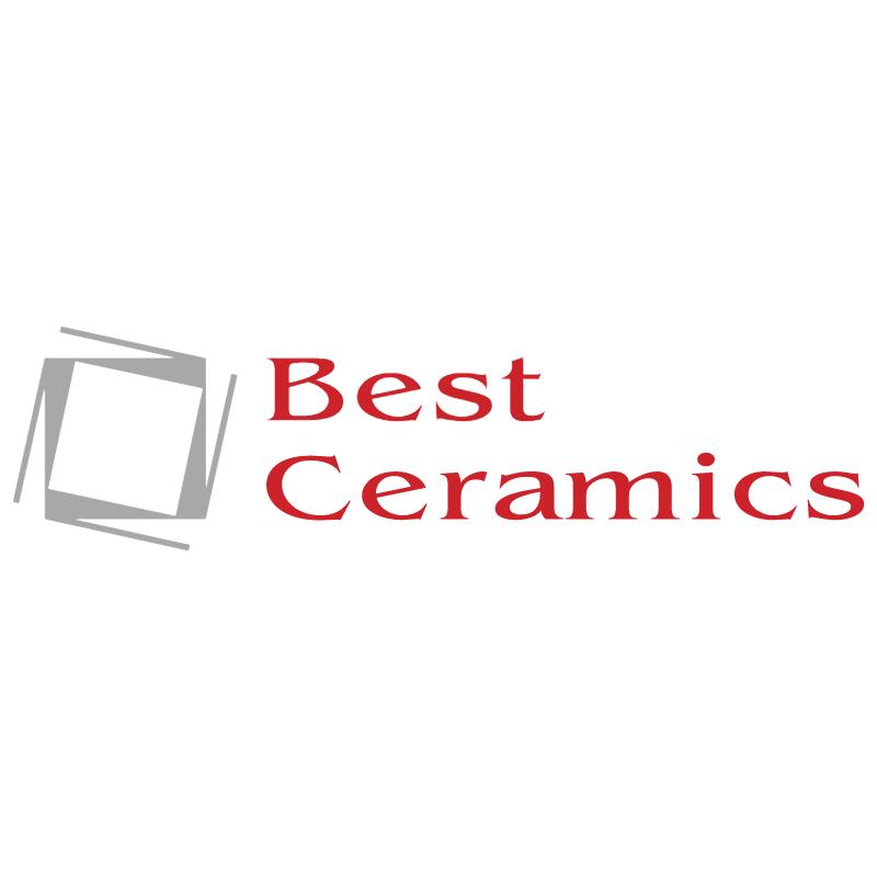 Best Ceramics vector