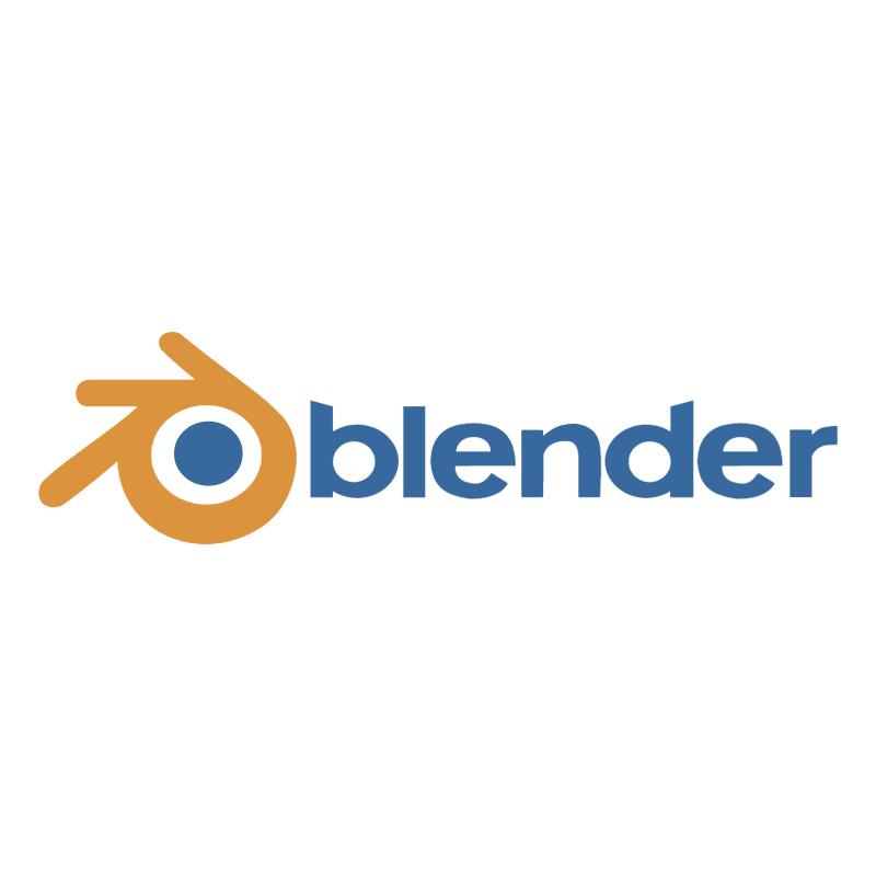 Blender vector