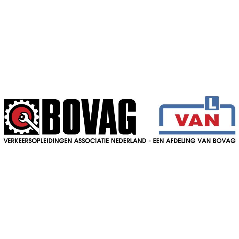 BOVAG VAN 36019 vector