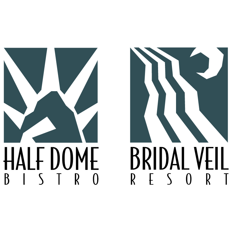 Bridal Veil Resort vector