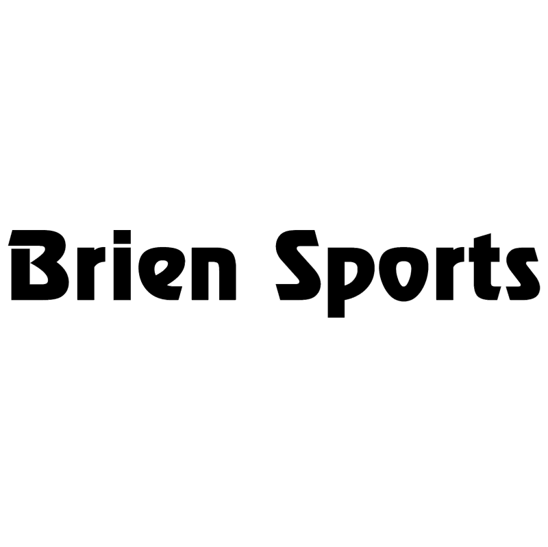 Brien Sports vector