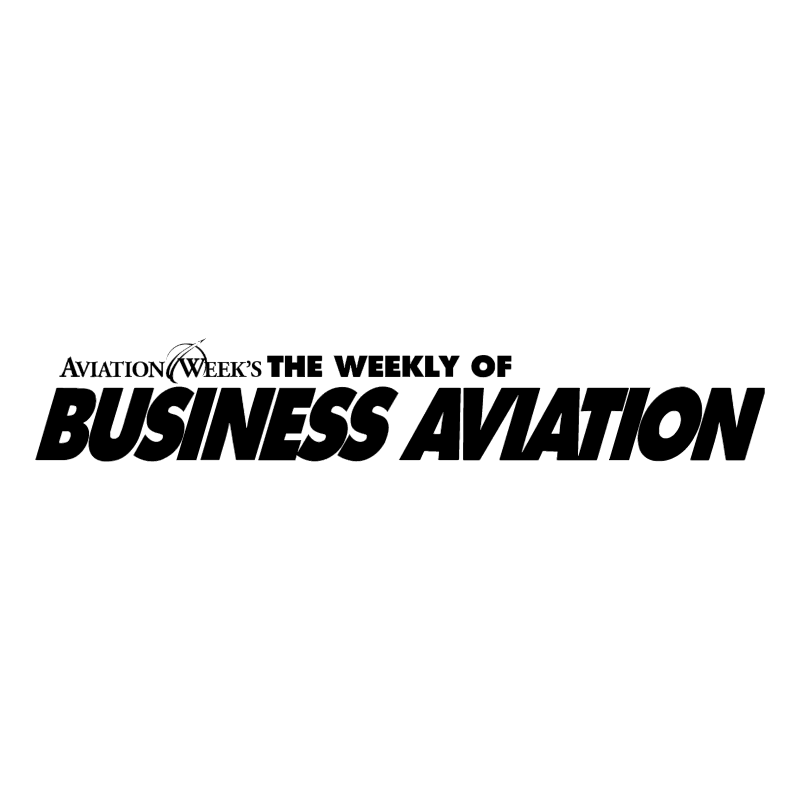 Business Aviation 59930 vector