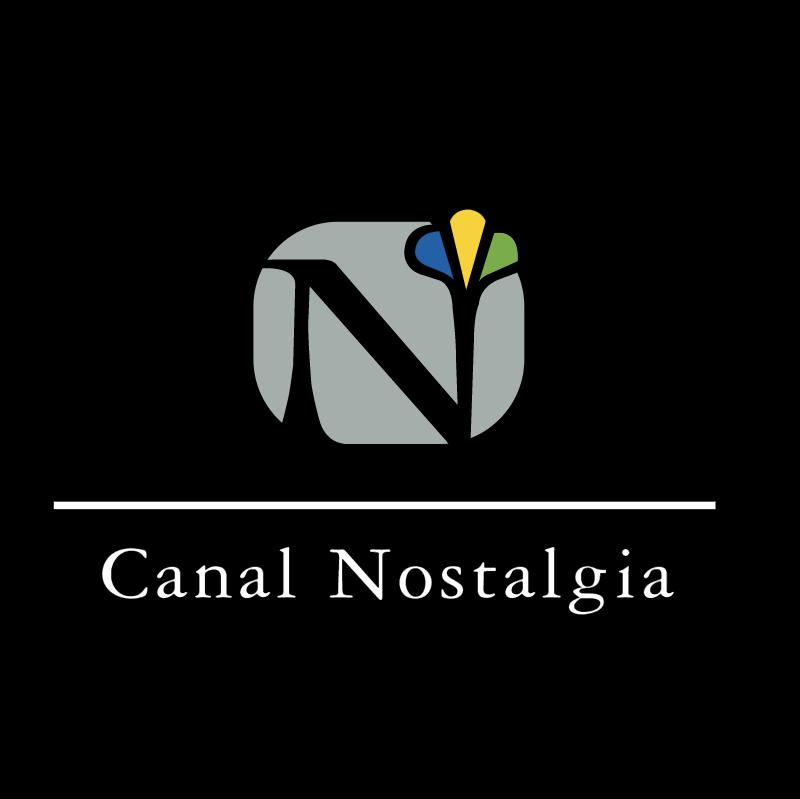 Canal Nostalgia vector