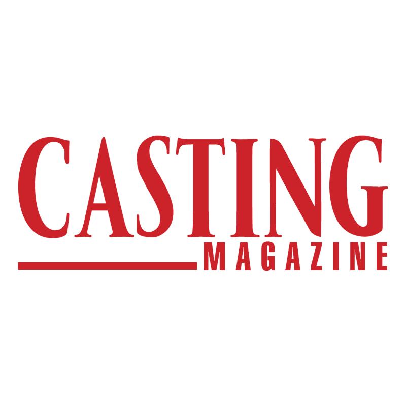 Casting Magazine vector