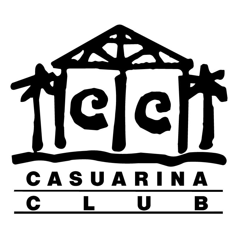 Casuarina Club vector logo