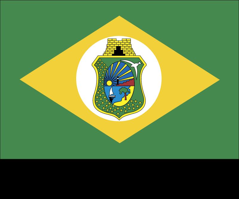 Ceará vector
