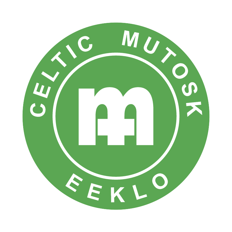 Celtic Mutosk Eeklo vector