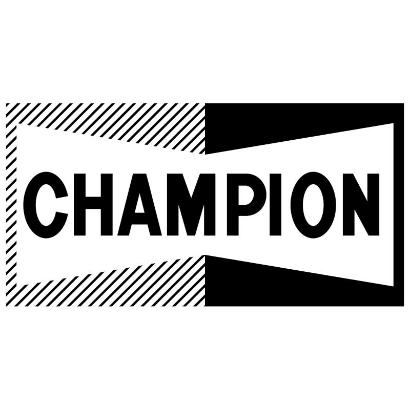 Champion 1162 vector