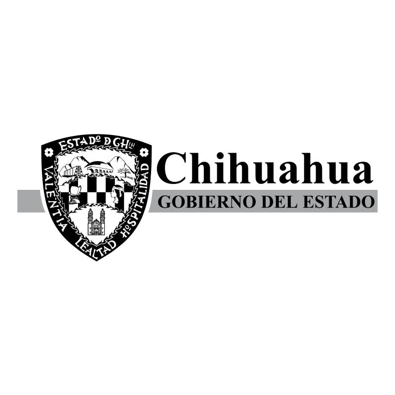 Chihuahua Gobierno del Estado vector