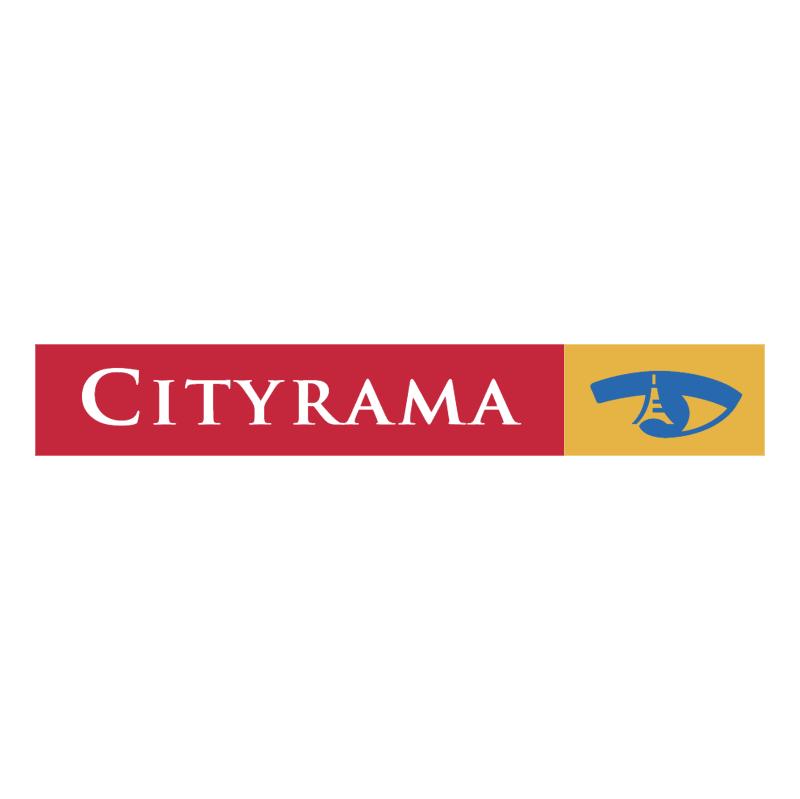 Cityrama vector