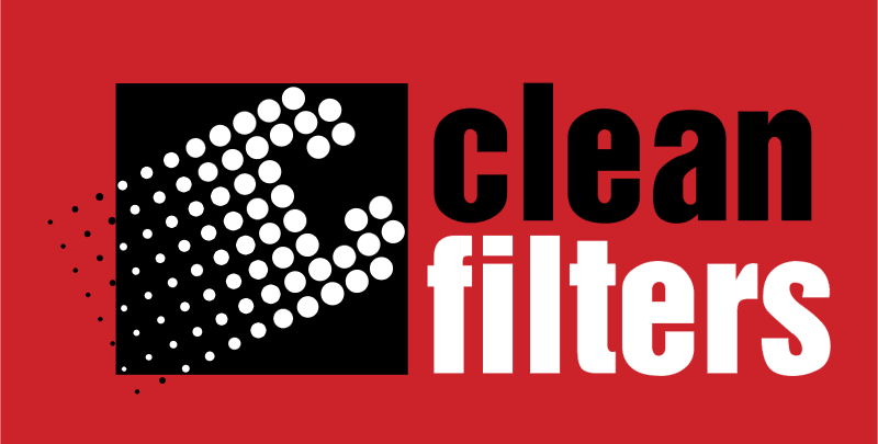 Clean filters logo vector