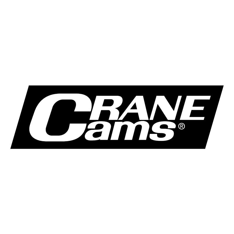 Crane Cams vector logo