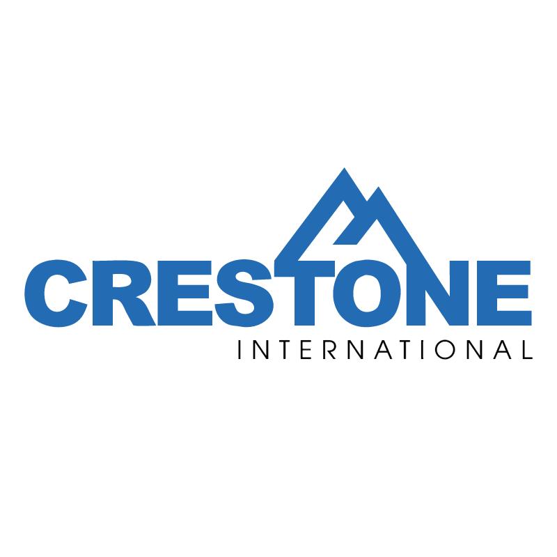 Crestone International vector logo