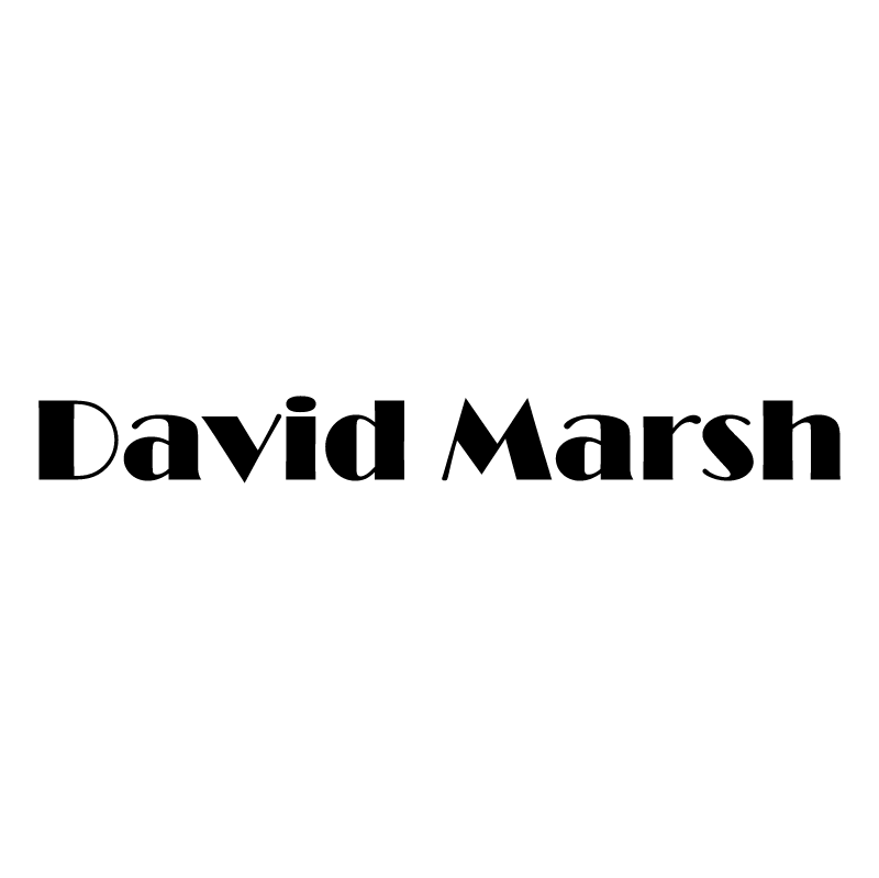David Marsh vector logo