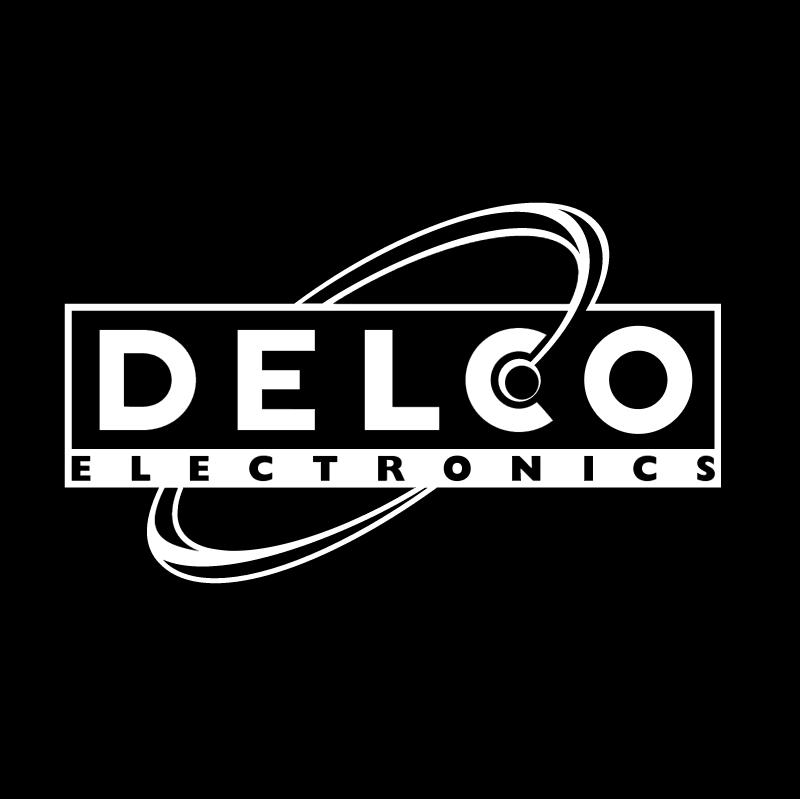 Delco Electronics vector