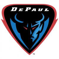 DePaul Blue Demons vector