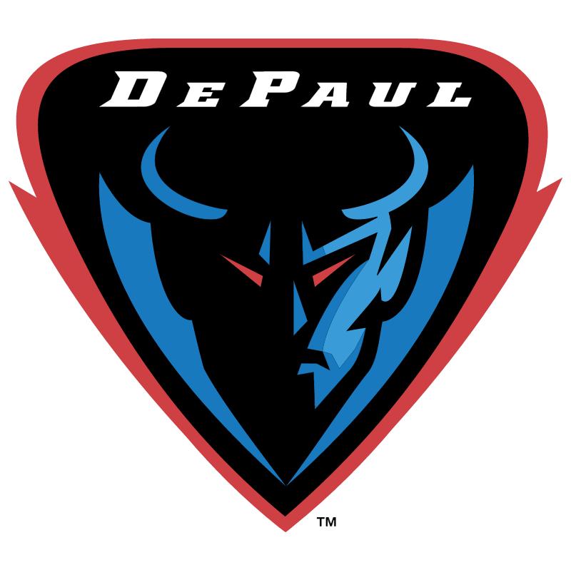 DePaul Blue Demons vector logo