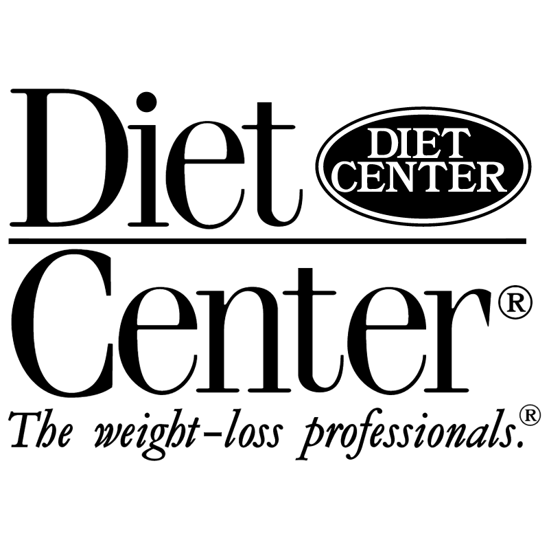 Diet Center vector