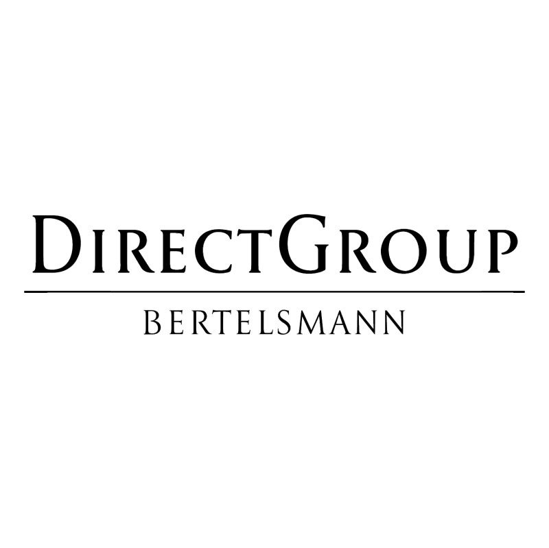 DirectGroup Bertelsmann vector