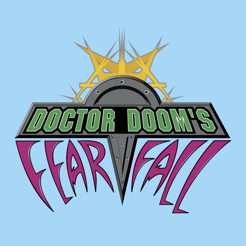 Doctor Doom's vector logo