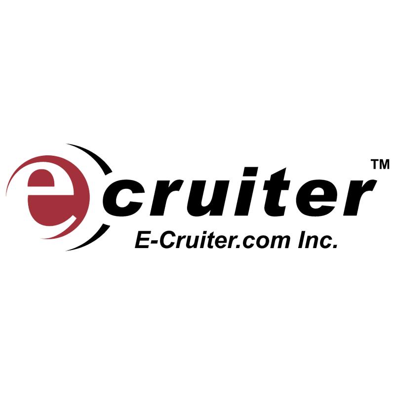 E Cruiter com vector