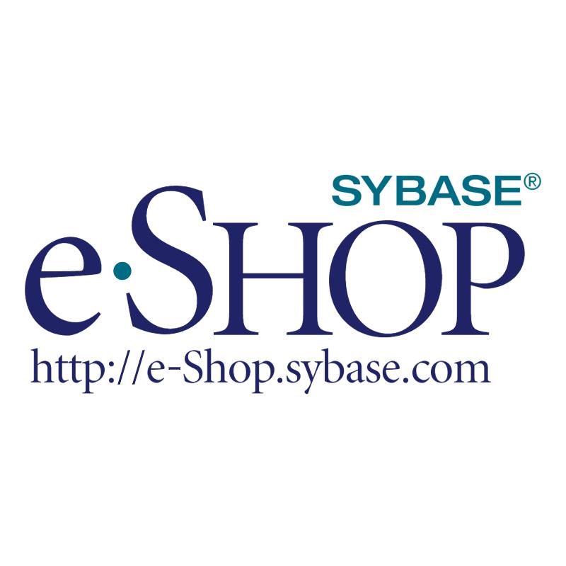 e Shop vector