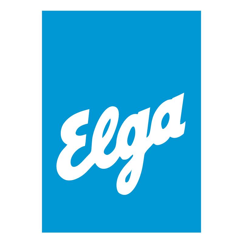 Elga AB vector logo