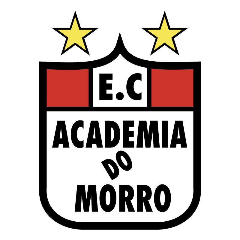 Esporte Clube Academia do Morro de Porto Alegre RS vector