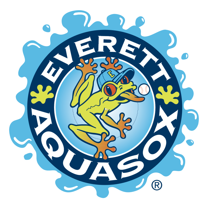 Everett AquaSox vector