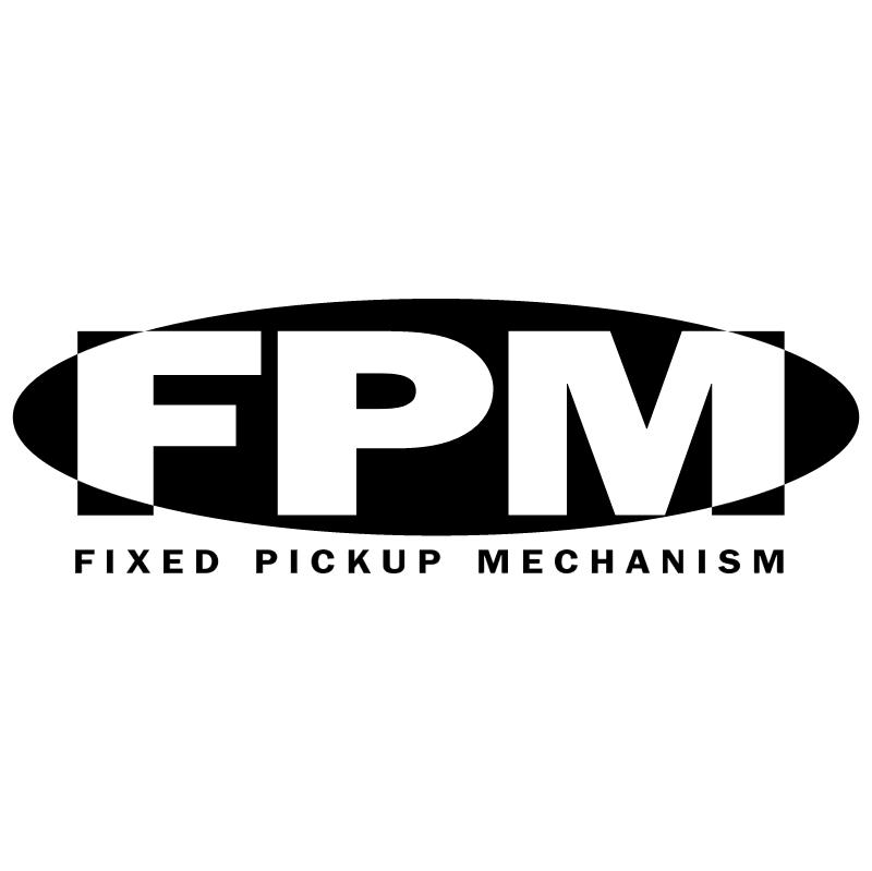 FPM vector logo