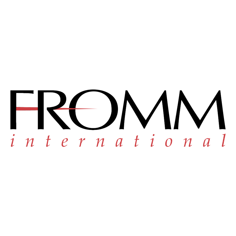 Fromm International vector