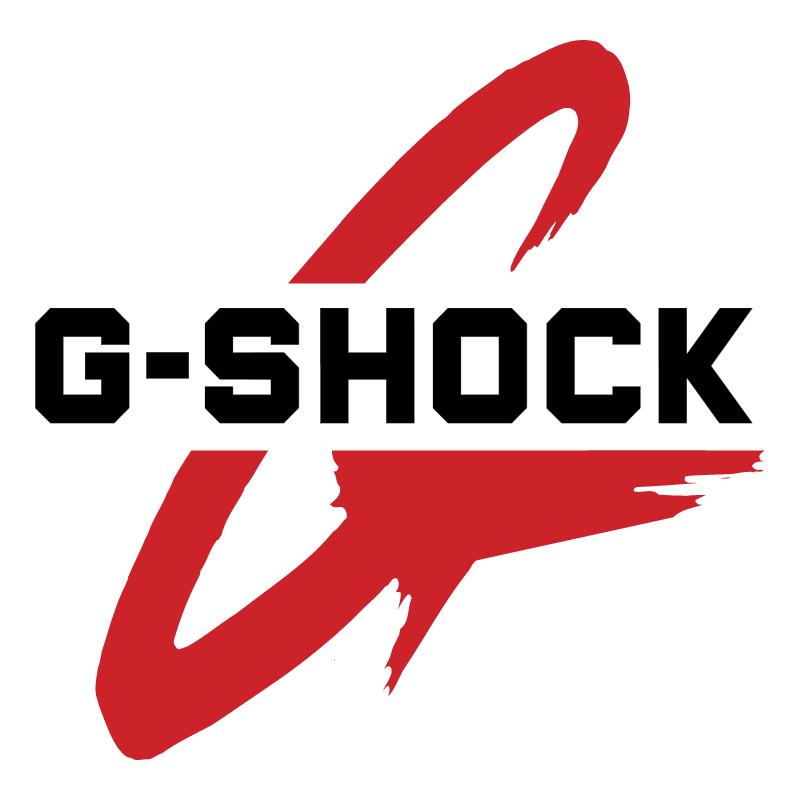 G Shock vector