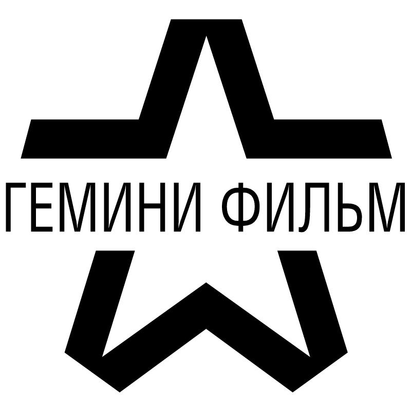 Gemini Film vector