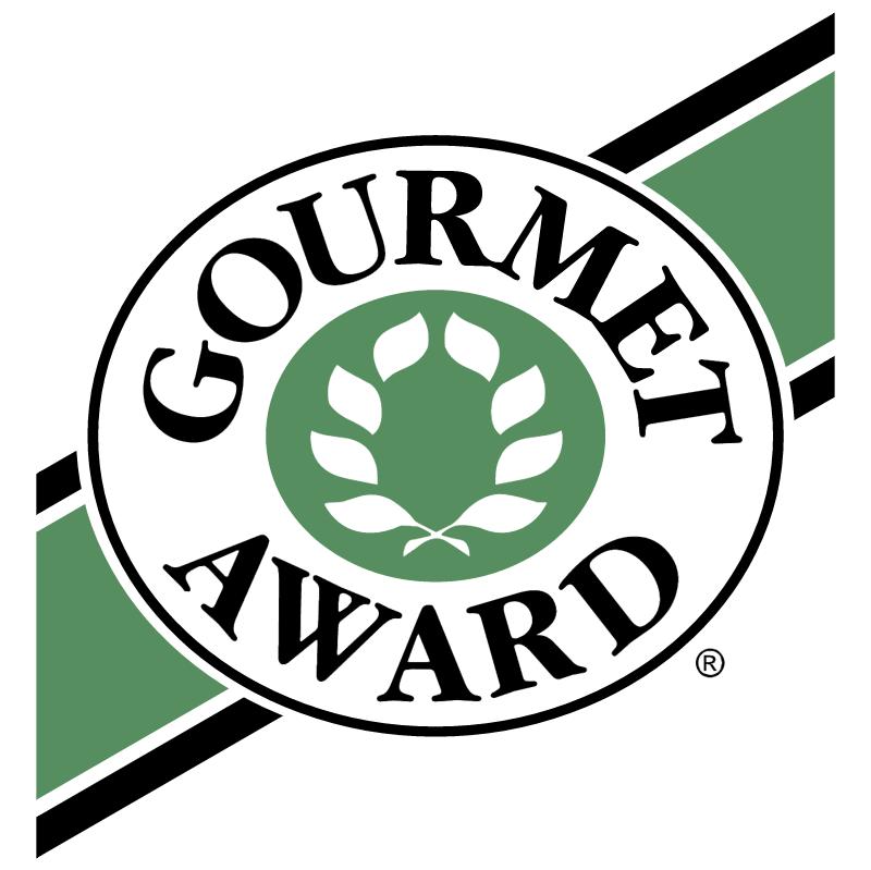 Gourmet Award vector