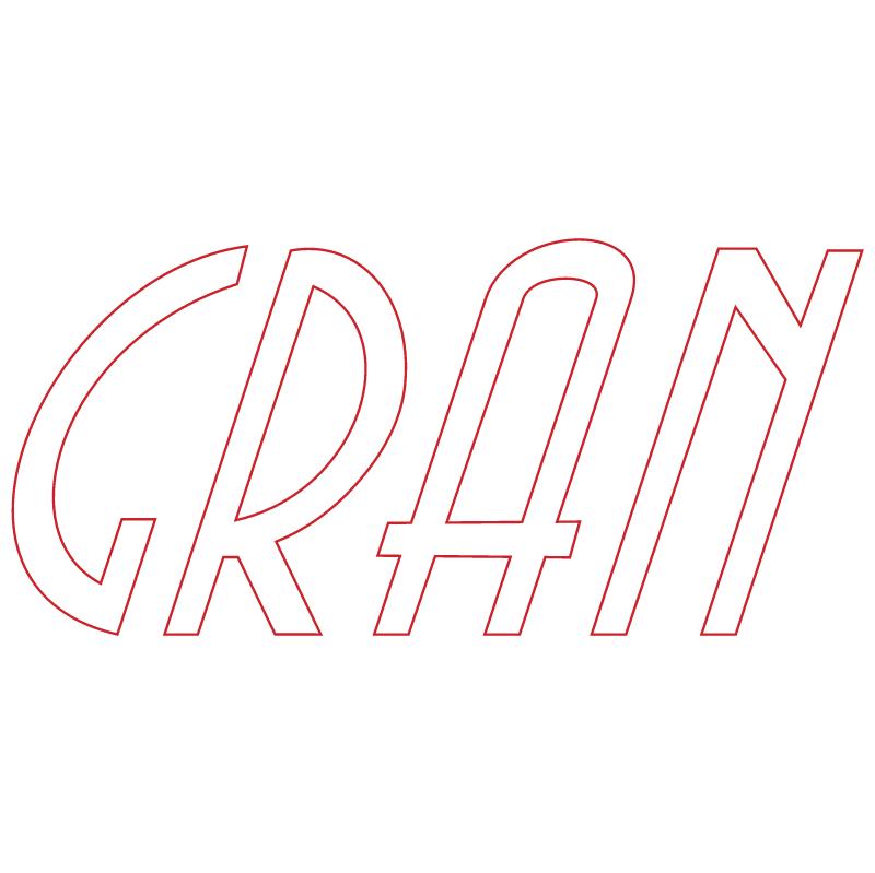 Gran vector logo