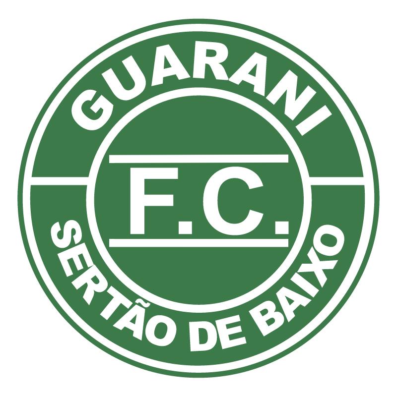 Guarani Futebol Clube de Laguna SC vector