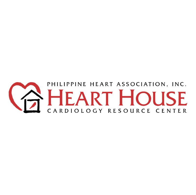 Heart House vector