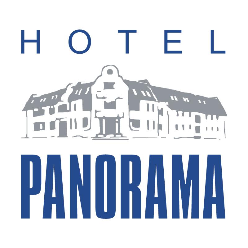 Hotel Panorama vector