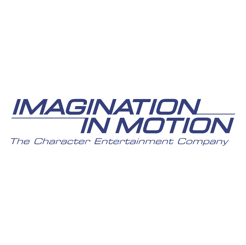 Imagination In Motion vector