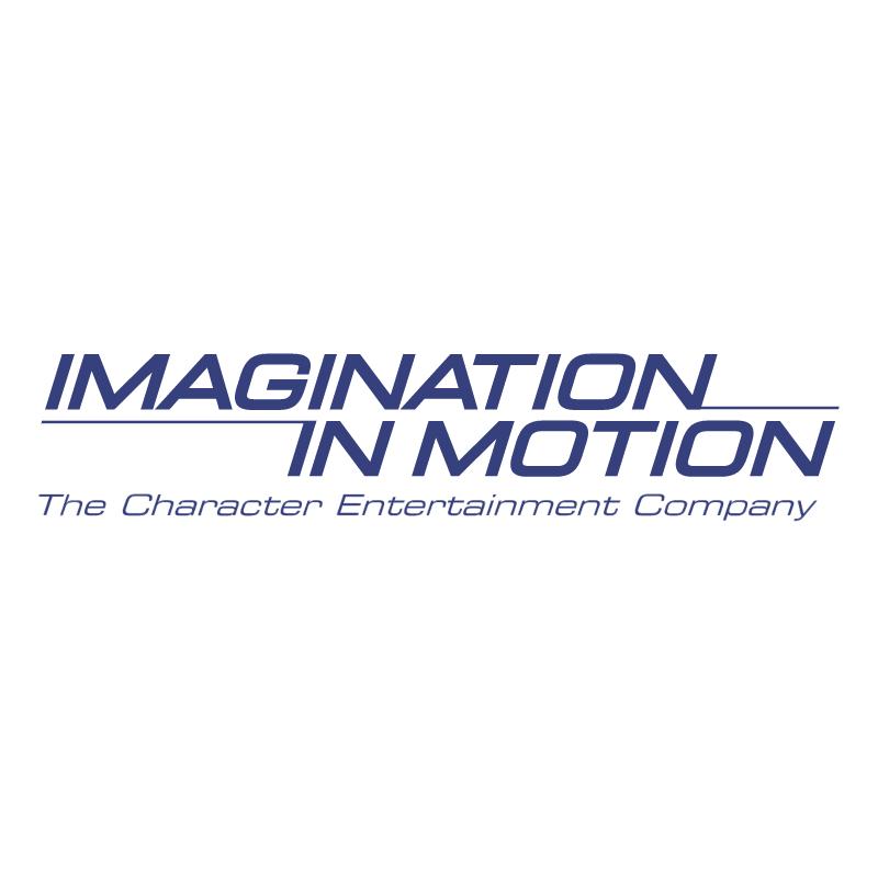 Imagination In Motion vector