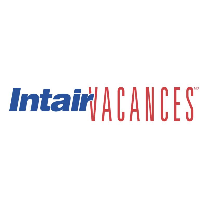 Intair Vacances vector