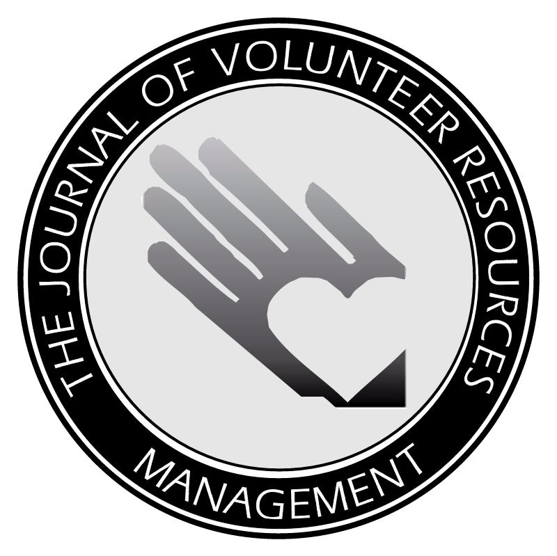 Journal of Volunteer Resources vector