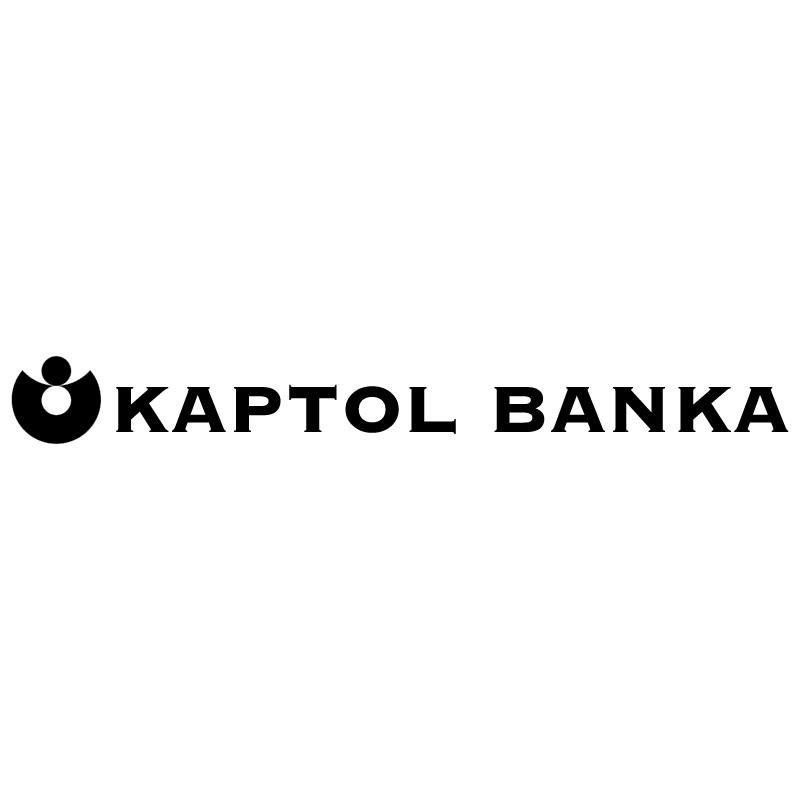 Kaptol Banka vector