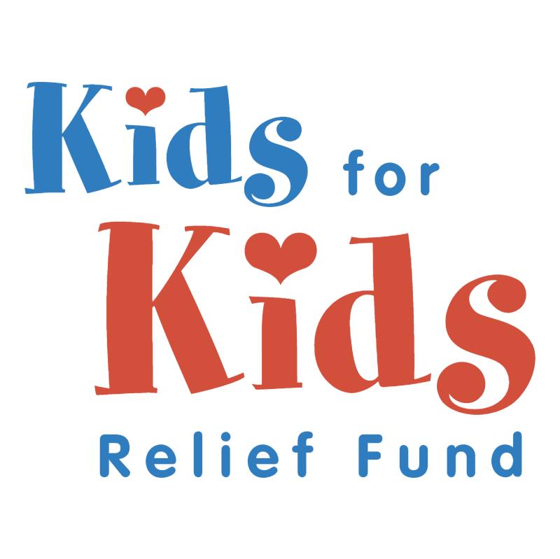 Kids for Kids vector